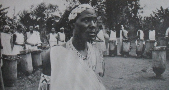 The drummers of Bukirasazi (31 May 1967)